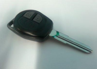 שכפול מפתחות רכב סוזוקי אלטו